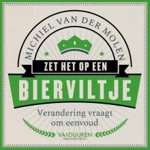 Michiel van der Molen , Zet het op een bierviltje