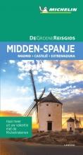 , De Groene Reisgids - Midden-Spanje