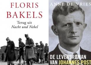 Floris Bakels Anne de Vries, Pakket De prijs voor het verzet - Johannes Post + Terug uit Nacht und Nebel