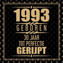 Niek Wigman , 1991 Geboren 30 Jaar Tot Perfectie Gerijpt