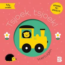, Kijkboekje met spiegeltje: Tsjoek, tsjoek!