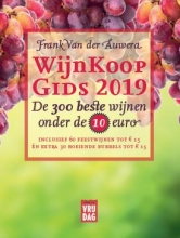 Frank Van der Auwera Wijnkoopgids 2019