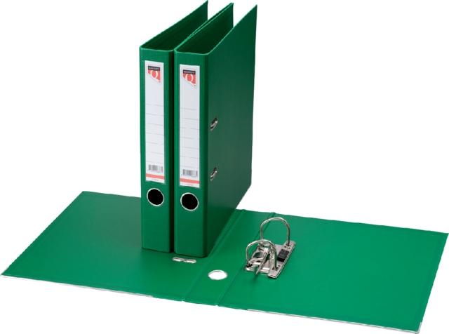 ,Ordner Quantore A4 50mm PP groen