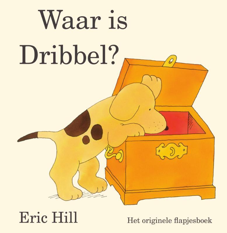 Eric Hill,Waar is Dribbel?