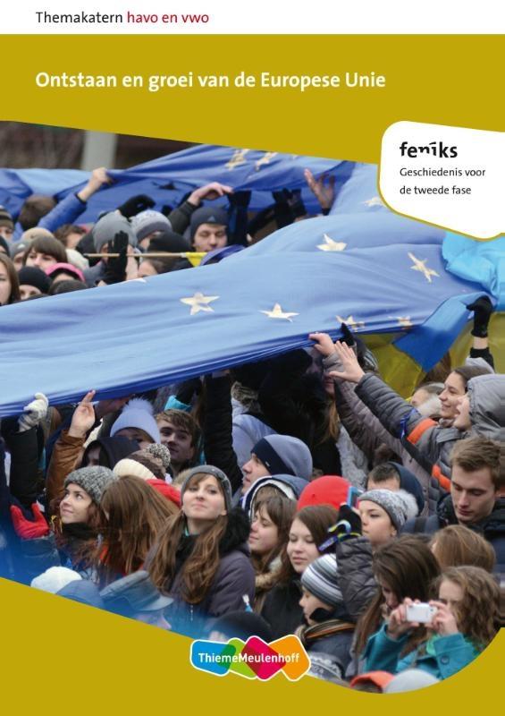 Jaap Hoeksma,Feniks Ontstaan en groei van de Europese Unie