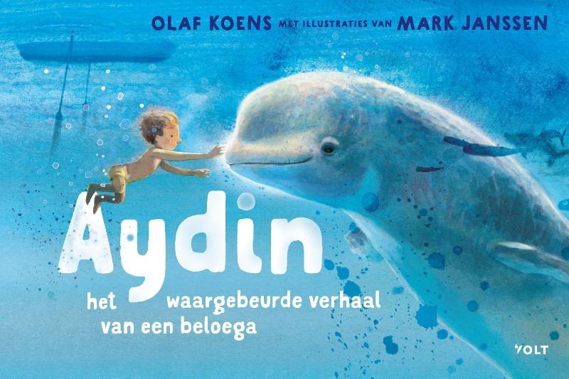 Olaf Koens,Aydin, het waargebeurde verhaal van een beloega