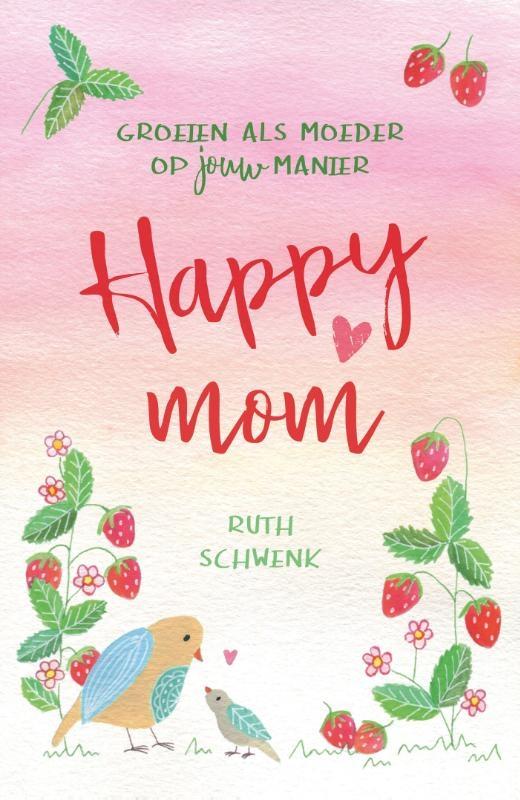 Ruth Schwenk,Happy mom