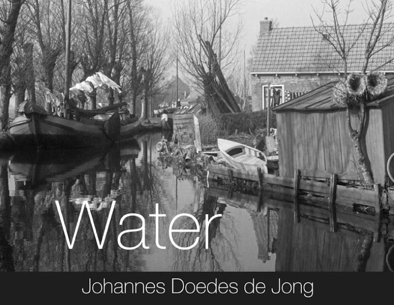 Johannes Doedes de Jong,Water