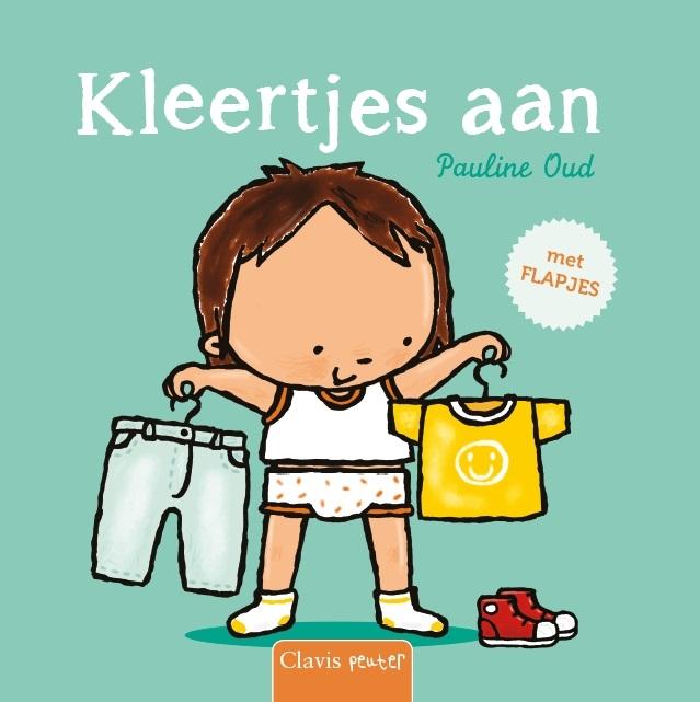 Pauline  Oud,Kleertjes aan