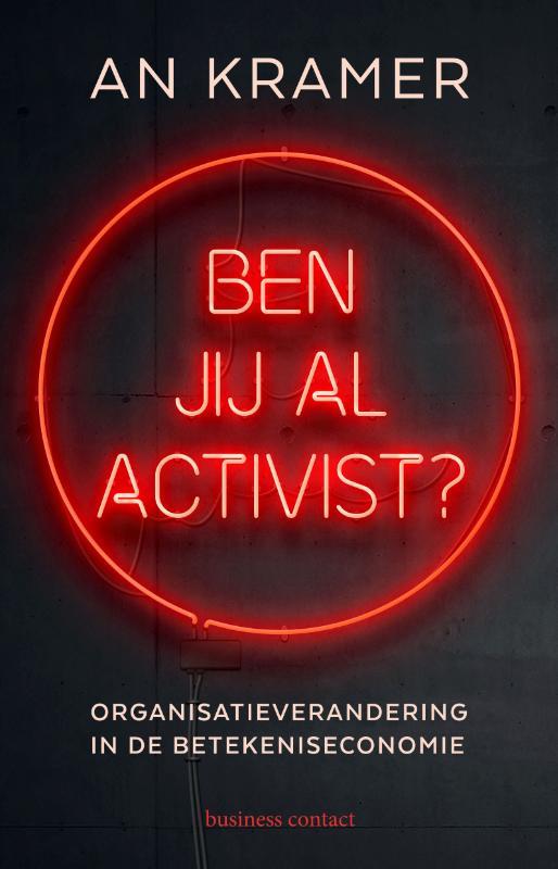An Kramer,Ben jij al activist?