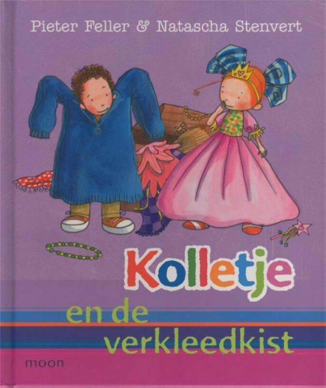 Pieter Feller,Kolletje en de verkleedkist