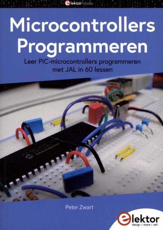 Peter Zwart,Microcontrollers Programmeren
