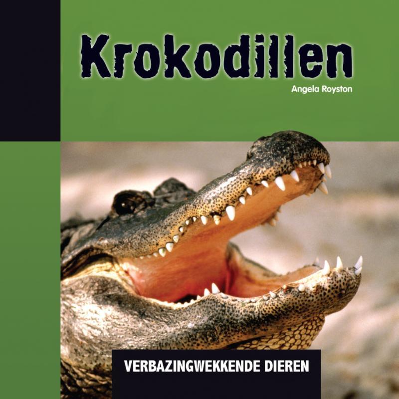 Angela Royston,Krokodillen