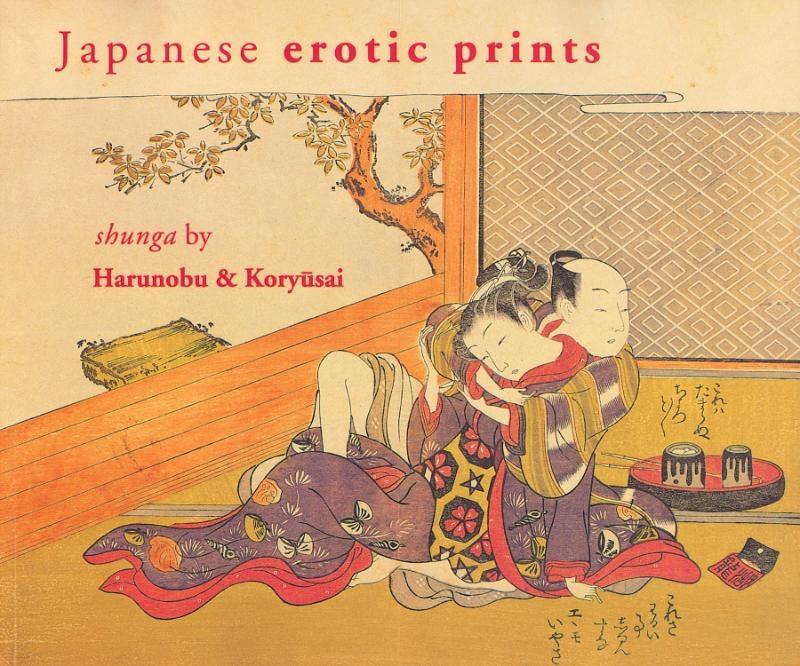 I. Klompmakers,Japanese erotic prints
