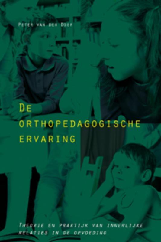 Peter van der Doef,De orthopedagogische ervaring
