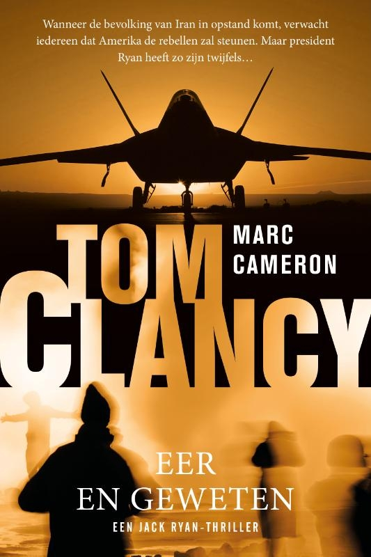 Marc Cameron,Tom Clancy Eer en geweten