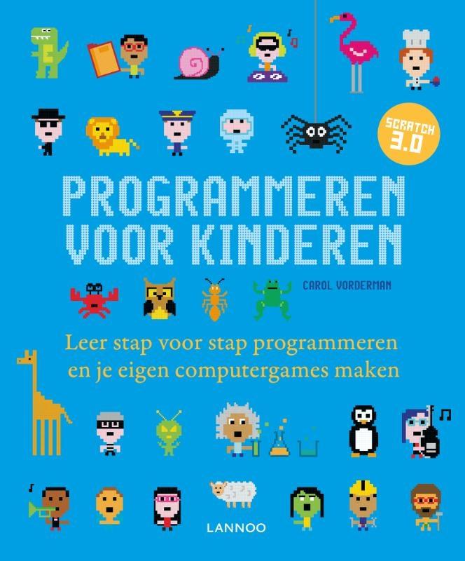 Carol Vorderman,Programmeren voor kinderen