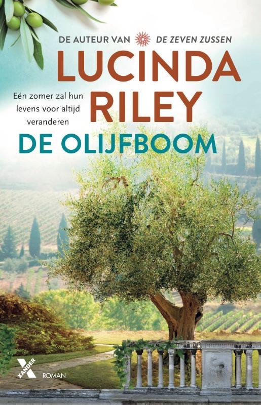 Lucinda Riley,De olijfboom