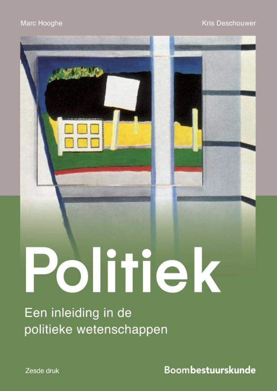 Marc Hooghe, Kris Deschouwer,Politiek