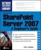 Gilster, Ron,Microsoft Office SharePoint Server