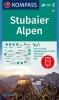 ,Stubaier Alpen 1 : 50 000