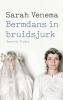 Sarah  Venema,Bermdans in bruidsjurk