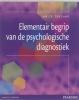 Jan ter Laak,Elementair begrip van de psychologische diagnostiek
