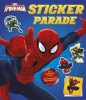 ,<b>Ultimate spider-man sticker parade</b>