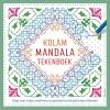 ,Kolam mandala tekenboek