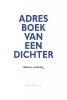 ,<b>Adresboek van een dichter</b>