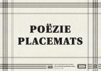 <b>L&eacute;vi  Weemoedt, Gil vander Heyden, C.  Buddingh`, Kreek Daey  Ouwens, Fetze  Pijlman, Leonard  Nolens, Paul van Ostaijen, K.  Schippers, Willem  Hussem, Bert  Schierbeek, Simon van der Geest, Anne  Vollaard, A.  Marja, Lev&iacute;  Weemoedt, Hanny </b>,Poezieplacemats  met 20 gedichten