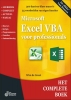 Wim de Groot,Het complete boek Excel VBA voor professionals