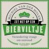 <b>Michiel van der Molen</b>,Zet het op een bierviltje