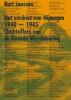 Bart  Janssen ,Het verdriet van Nijmegen 1940-1945