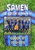 Kees  Lintermans ,Gudok D1 2015-2016 Samen de beker winnuh !!!
