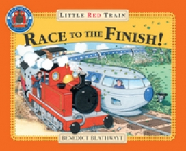 Blathwayt, Benedict Little Red Train`s Race to the Finish