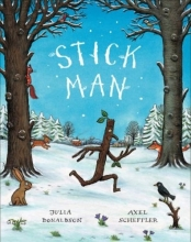 Donaldson, Julia Stick Man Gift Edition Board Book