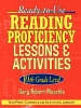 Muschla, Gary Robert,Ready to Use Reading Proficiency Lessons and Activities