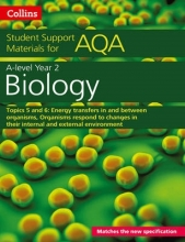 Mike Boyle AQA A level Biology Year 2 Topics 5 and 6