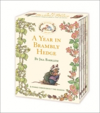 Barklem, Jill A Year in Brambly Hedge