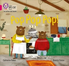 Catherine Baker Pop Pop Pop!