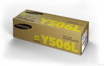 , Tonercartridge Samsung CLT-Y506L HC geel