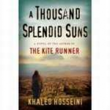 Hosseini, Khaled Thousand Splendid Suns, A