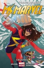 Wilson, G. Willow Ms. Marvel 3