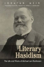 Meir, Jonatan Literary Hasidism