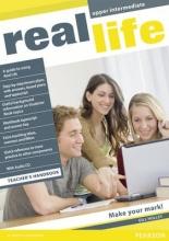 Holley, Gill Real Life Global Upper Intermediate Teacher`s Handbook