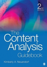 Kimberly A. Neuendorf The Content Analysis Guidebook