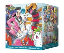 Kusaka, Hidenori Pokemon Adventures Diamond and Pearl Platinum