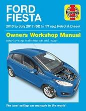 Martynn Randall Ford Fiesta petrol & diesel `13 to `17