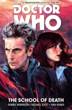 Morrison, Robbie Doctor Who the Twelfth Doctor 4